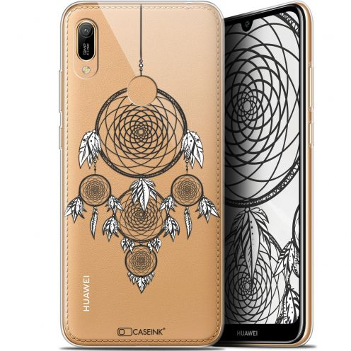 "Coque Gel Huawei Y6 2019 (6.1"") Extra Fine Dreamy - Attrape Rêves NB"