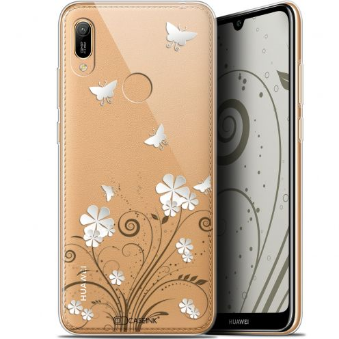 "Coque Gel Huawei Y6 2019 (6.1"") Extra Fine Summer - Papillons"