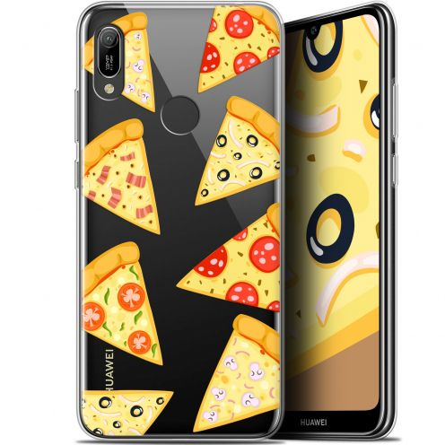 """Coque Gel Huawei Y6 2019 (6.1"""") Extra Fine Foodie - Pizza"""