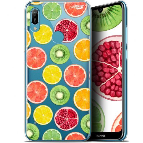 "Coque Gel Huawei Y6 2019 (6.1"") Extra Fine Motif - Fruity Fresh"