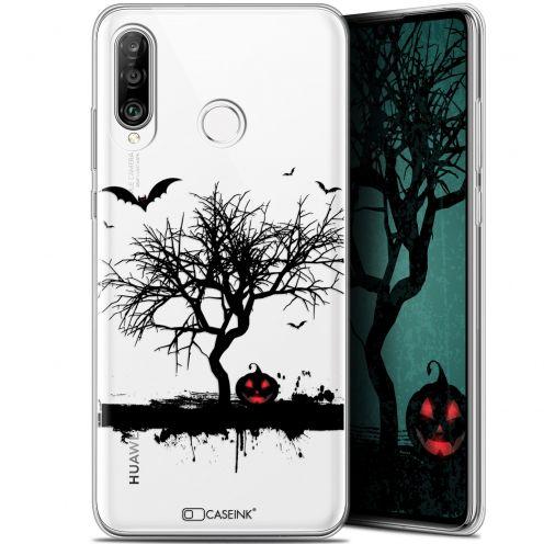 "Coque Gel Huawei P30 Lite (6.2"") Extra Fine Halloween - Devil's Tree"