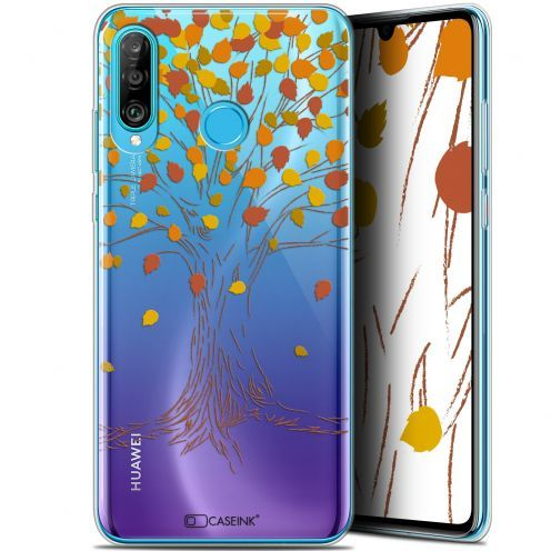 "Coque Gel Huawei P30 Lite (6.2"") Extra Fine Autumn 16 - Tree"