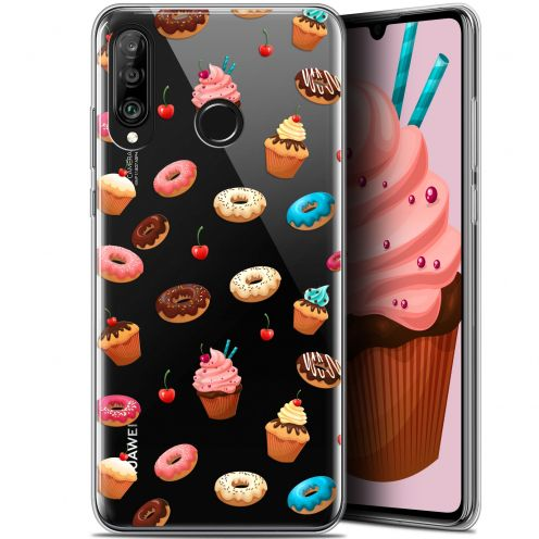 """Coque Gel Huawei P30 Lite (6.2"""") Extra Fine Foodie - Donuts"""