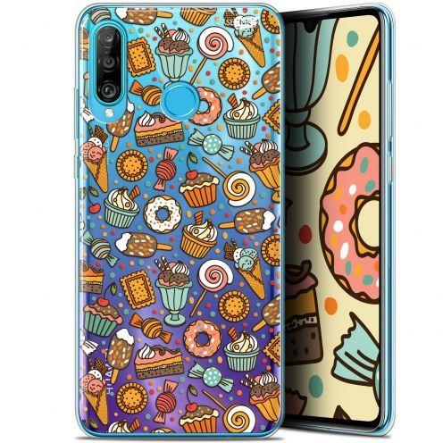 "Coque Gel Huawei P30 Lite (6.2"") Extra Fine Motif -  Bonbons"