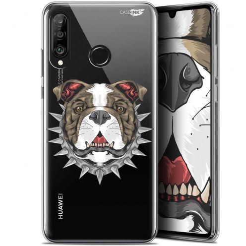 "Coque Gel Huawei P30 Lite (6.2"") Extra Fine Motif - Doggy"