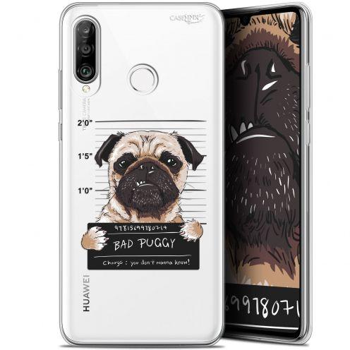 "Coque Gel Huawei P30 Lite (6.2"") Extra Fine Motif -  Beware The Puggy Dog"