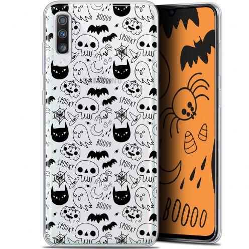 "Coque Gel Samsung Galaxy A70 (6.7"") Extra Fine Halloween - Spooky"