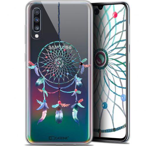 """Coque Gel Samsung Galaxy A70 (6.7"""") Extra Fine Dreamy - Attrape Rêves Rainbow"""