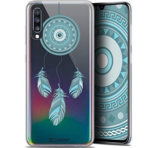 """Coque Gel Samsung Galaxy A70 (6.7"""") Extra Fine Dreamy - Attrape Rêves Blue"""