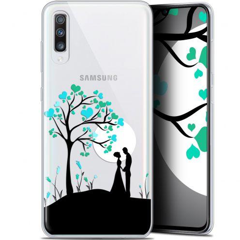 "Coque Gel Samsung Galaxy A70 (6.7"") Extra Fine Love - Sous l'arbre"