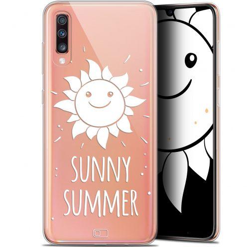 """Coque Gel Samsung Galaxy A70 (6.7"""") Extra Fine Summer - Sunny Summer"""