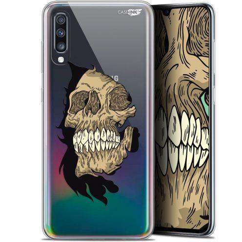 "Coque Gel Samsung Galaxy A70 (6.7"") Extra Fine Motif - Craneur"