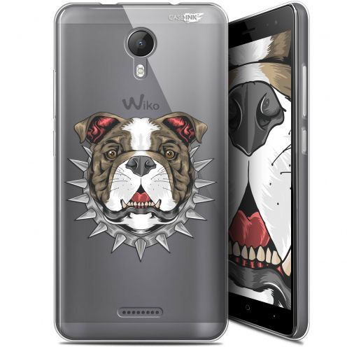 """Coque Gel Wiko Jerry 2 (5.0"""") Extra Fine Motif -  Doggy"""