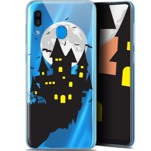 "Coque Gel Samsung Galaxy A30 (6.4"") Extra Fine Halloween - Castle Dream"