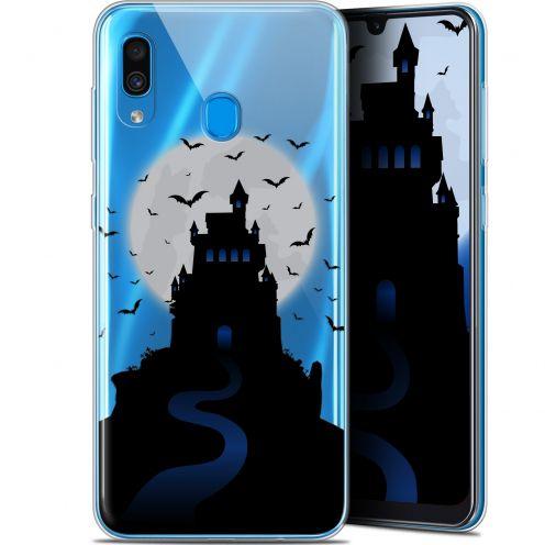 """Coque Gel Samsung Galaxy A30 (6.4"""") Extra Fine Halloween - Castle Nightmare"""