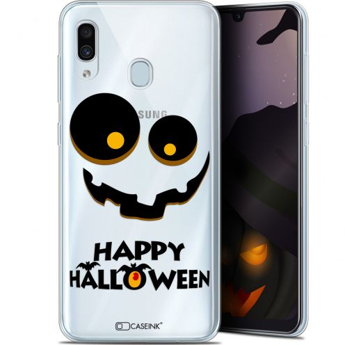 "Coque Gel Samsung Galaxy A30 (6.4"") Extra Fine Halloween - Happy"