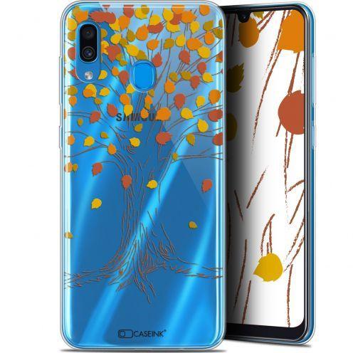 "Coque Gel Samsung Galaxy A30 (6.4"") Extra Fine Autumn 16 - Tree"