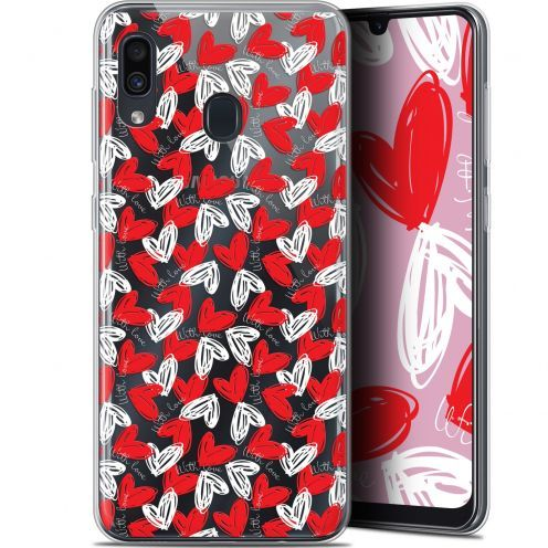 "Coque Gel Samsung Galaxy A30 (6.4"") Extra Fine Love - With Love"