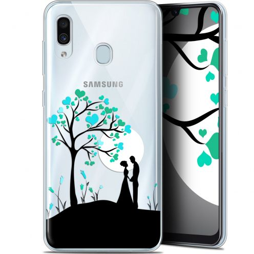"Coque Gel Samsung Galaxy A30 (6.4"") Extra Fine Love - Sous l'arbre"