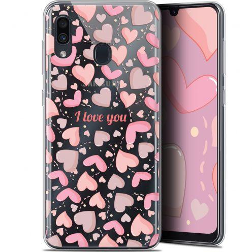 "Coque Gel Samsung Galaxy A30 (6.4"") Extra Fine Love - I Love You"