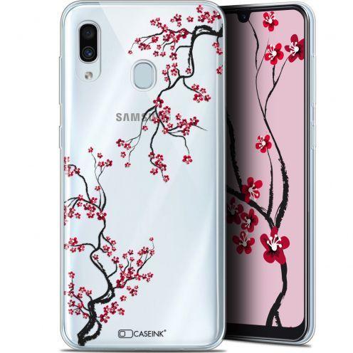 "Coque Gel Samsung Galaxy A30 (6.4"") Extra Fine Summer - Sakura"