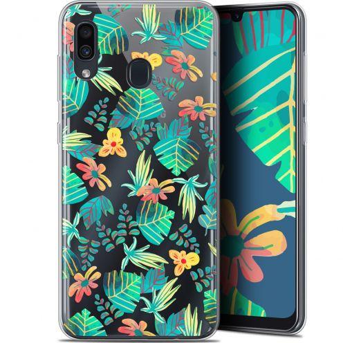 "Coque Gel Samsung Galaxy A30 (6.4"") Extra Fine Spring - Tropical"