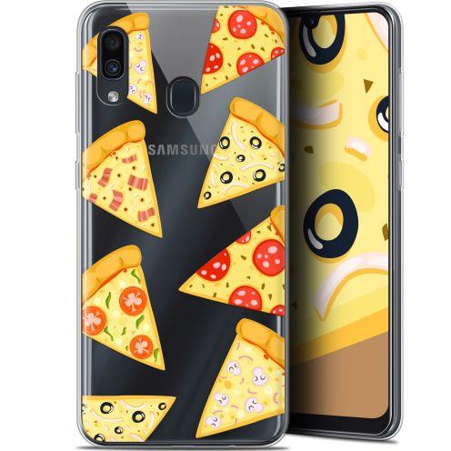 "Coque Gel Samsung Galaxy A30 (6.4"") Extra Fine Foodie - Pizza"