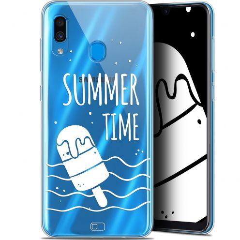 "Coque Gel Samsung Galaxy A30 (6.4"") Extra Fine Summer - Summer Time"
