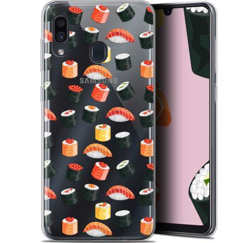 """Coque Gel Samsung Galaxy A30 (6.4"""") Extra Fine Foodie - Sushi"""