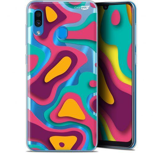 "Coque Gel Samsung Galaxy A30 (6.4"") Extra Fine Motif - Popings"