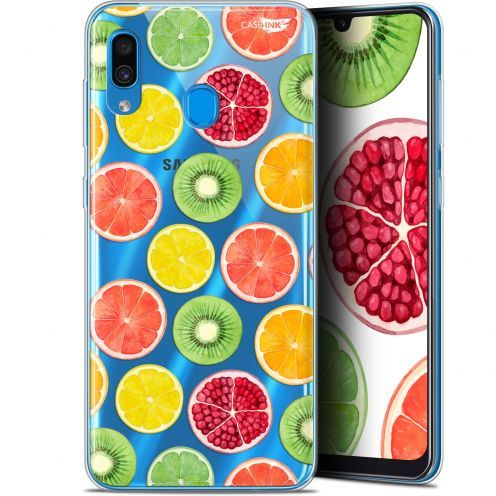 "Coque Gel Samsung Galaxy A30 (6.4"") Extra Fine Motif - Fruity Fresh"
