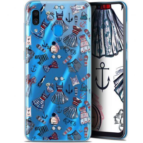 """Coque Gel Samsung Galaxy A30 (6.4"""") Extra Fine Motif - Fashionista"""
