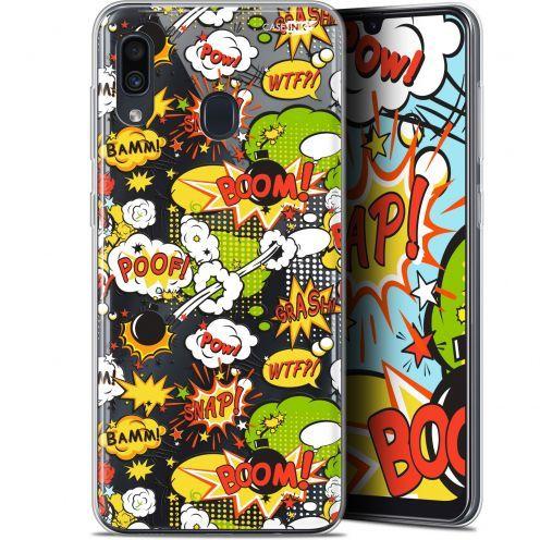 "Coque Gel Samsung Galaxy A30 (6.4"") Extra Fine Motif -  Bim Bam Boom"