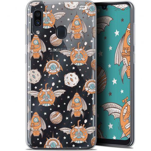 "Coque Gel Samsung Galaxy A30 (6.4"") Extra Fine Motif - Punk Space"