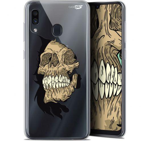 "Coque Gel Samsung Galaxy A30 (6.4"") Extra Fine Motif -  Craneur"
