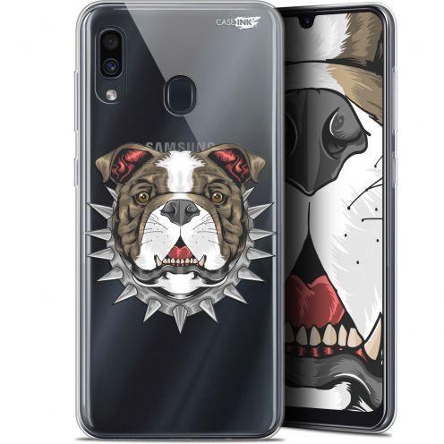 """Coque Gel Samsung Galaxy A30 (6.4"""") Extra Fine Motif - Doggy"""