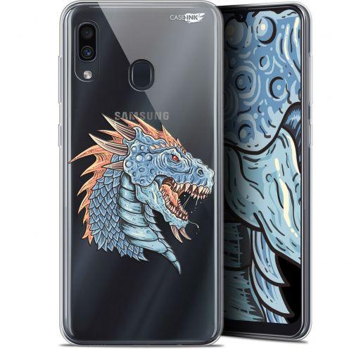 """Coque Gel Samsung Galaxy A30 (6.4"""") Extra Fine Motif - Dragon Draw"""