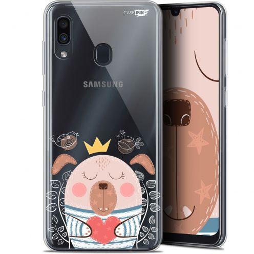 "Coque Gel Samsung Galaxy A30 (6.4"") Extra Fine Motif -  Sketchy Dog"