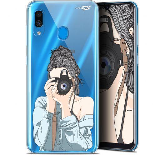 "Coque Gel Samsung Galaxy A30 (6.4"") Extra Fine Motif -  La Photographe"