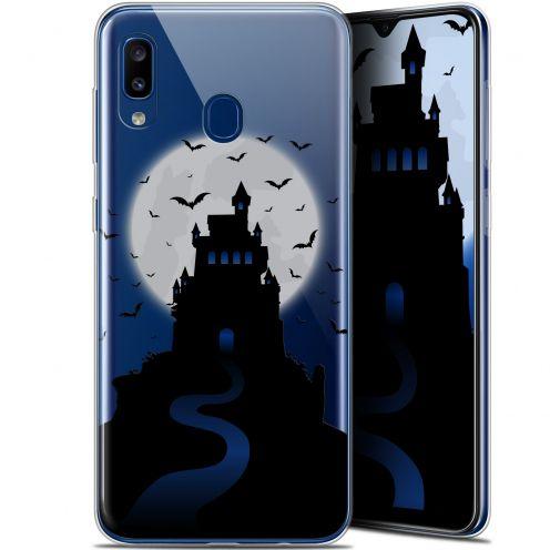 """Coque Gel Samsung Galaxy A20 (6.4"""") Extra Fine Halloween - Castle Nightmare"""