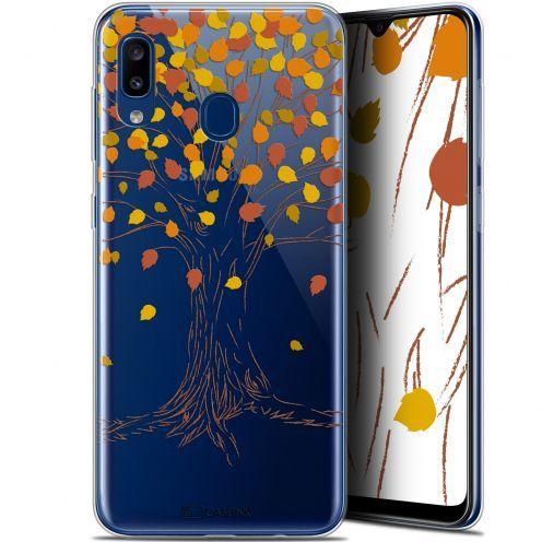 "Coque Gel Samsung Galaxy A20 (6.4"") Extra Fine Autumn 16 - Tree"
