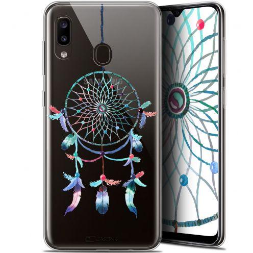 """Coque Gel Samsung Galaxy A20 (6.4"""") Extra Fine Dreamy - Attrape Rêves Rainbow"""