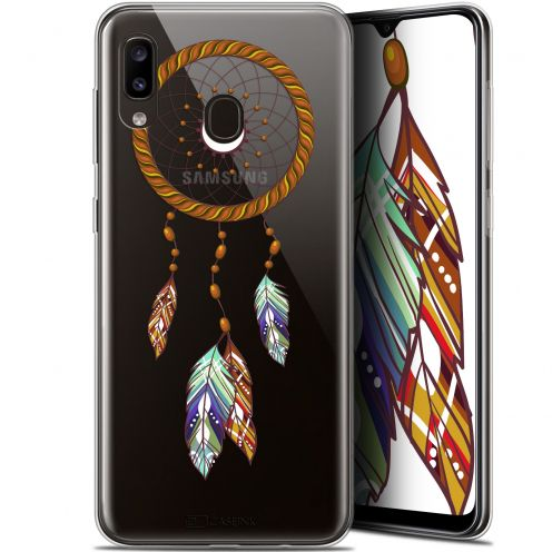 """Coque Gel Samsung Galaxy A20 (6.4"""") Extra Fine Dreamy - Attrape Rêves Shine"""