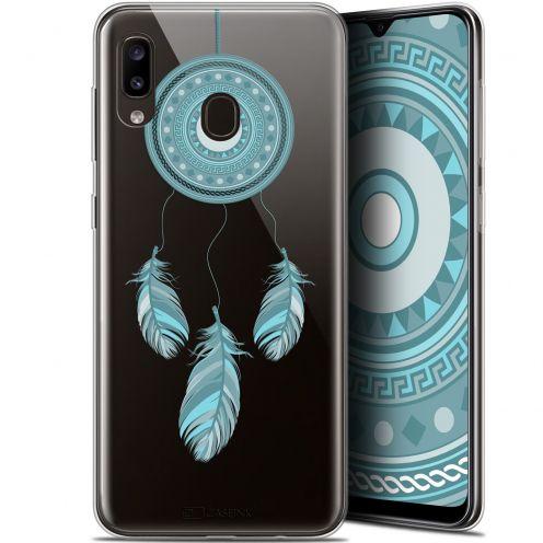 """Coque Gel Samsung Galaxy A20 (6.4"""") Extra Fine Dreamy - Attrape Rêves Blue"""