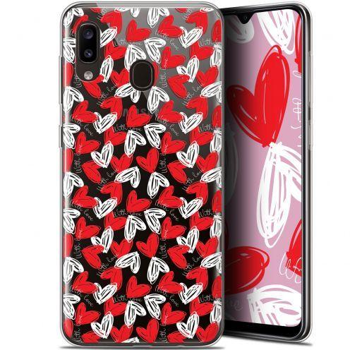 "Coque Gel Samsung Galaxy A20 (6.4"") Extra Fine Love - With Love"