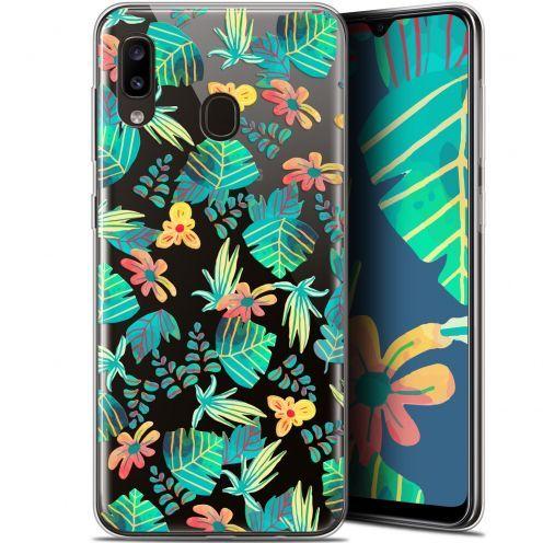 "Coque Gel Samsung Galaxy A20 (6.4"") Extra Fine Spring - Tropical"
