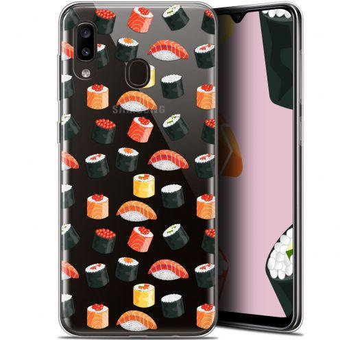 """Coque Gel Samsung Galaxy A20 (6.4"""") Extra Fine Foodie - Sushi"""