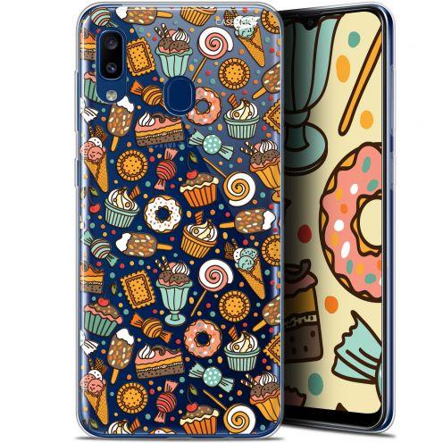 """Coque Gel Samsung Galaxy A20 (6.4"""") Extra Fine Motif - Bonbons"""