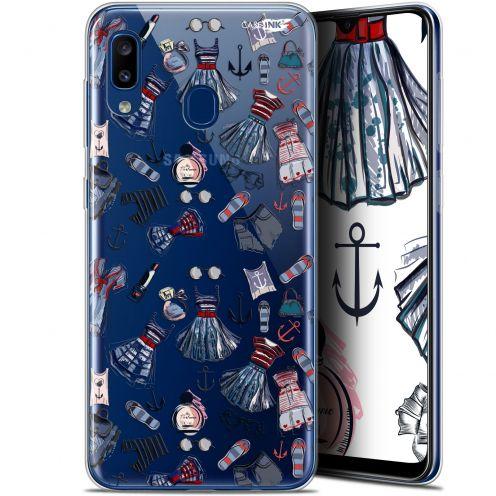 """Coque Gel Samsung Galaxy A20 (6.4"""") Extra Fine Motif - Fashionista"""
