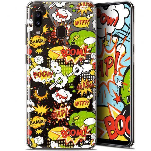"Coque Gel Samsung Galaxy A20 (6.4"") Extra Fine Motif - Bim Bam Boom"